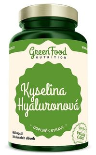 GreenFood Kyselina Hyaluronová