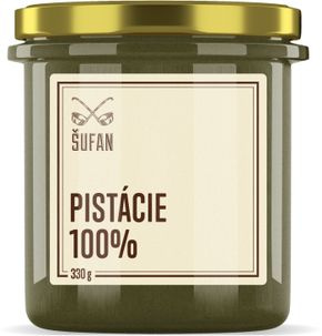 Šufan Pistáciové máslo 100%