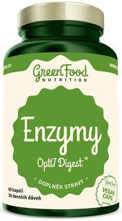 GreenFood Enzymy Opti7 Digest