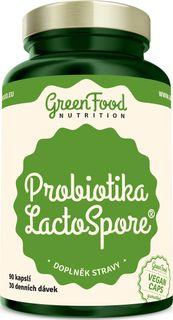 GreenFood Probiotika LactoSpore® + Prebiotics