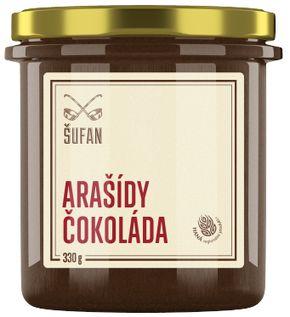 Šufan Arašídovo-čokoládové máslo