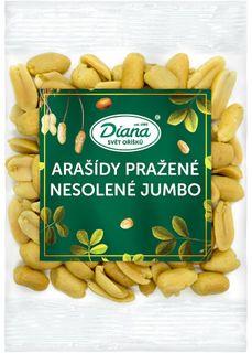 Diana Arašídy pražené solené Jumbo