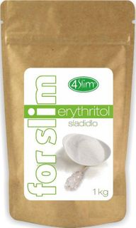 4Slim Erythritol sladidlo 1000 g