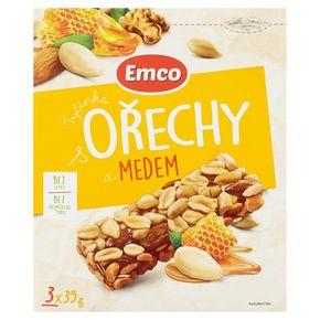 Emco Tyčinka s ořechy