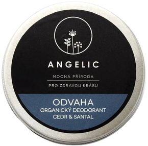 Angelic Odvaha organický deodorant Cedr & Santal
