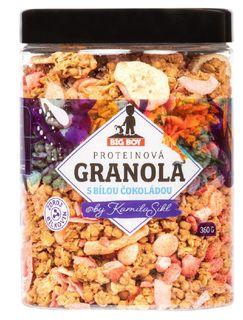 BIG BOY Proteinová granola