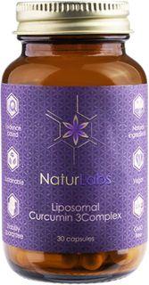 NaturLabs Liposomální Kurkumin 3Complex