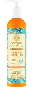Natura Siberica Rakytníkový sprchový gel Intenzivní výživa a hydratace