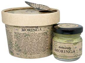 Krušnohorská lázeňská kosmetika Karlovarský Moringa krém