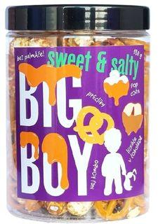 BIG BOY Sweet & Salty