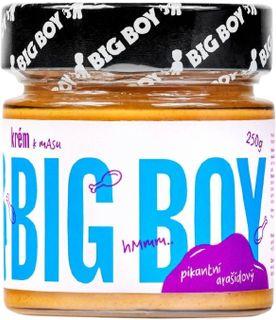 BIG BOY Pikantní arašídový krém
