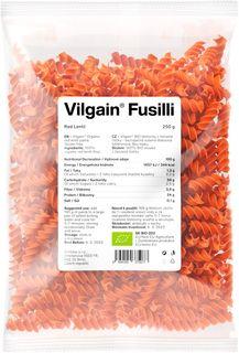 Vilgain Těstoviny červená čočka BIO