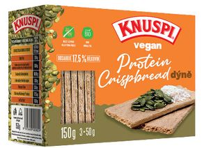 Knuspi Vegan Protein Crispbread BIO