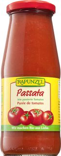 Rapunzel Passata drcená rajčata BIO