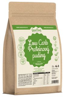 GreenFood Low Carb Proteinový puding