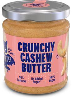HealthyCo Kešu máslo