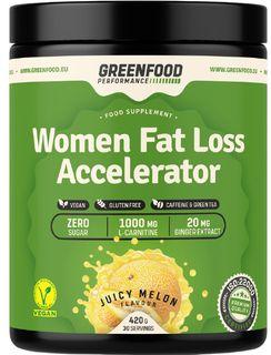 GreenFood Performance Women Fat Loss Accelerator
