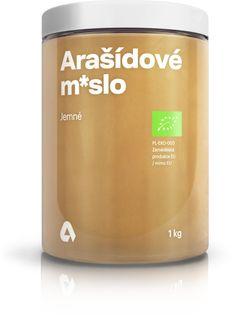 Aktin Arašídové máslo BIO
