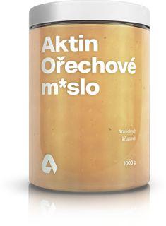 Aktin Arašídové máslo