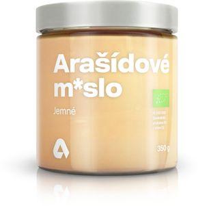 Aktin Arašídové máslo BIO jemné arašídy 350 g