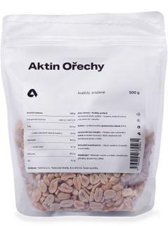 Aktin Arašídy loupané pražené na sucho 500 g