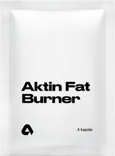 Aktin Fat Burner 4 kapsle