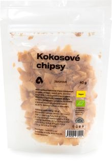 Aktin Kokosové chipsy BIO