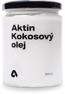 Aktin Kokosový olej BIO 500 ml