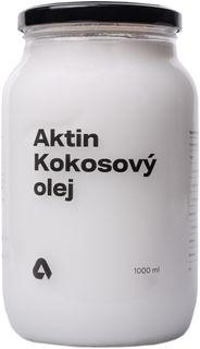 Aktin Kokosový olej BIO 1000 ml