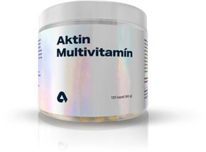 Aktin Multivitamín 120 kapslí