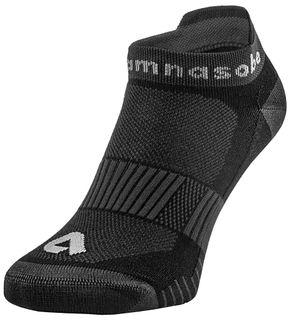 Aktin ponožky #makamnasobe 36-37 1 pár černá/šedá
