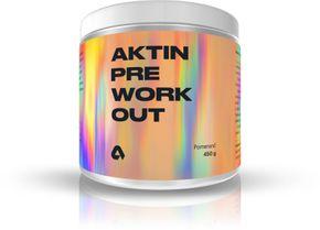 Aktin Preworkout pomeranč 450 g - Zkrácená trvanlivost
