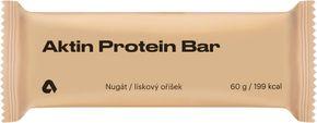 Aktin Protein Bar nugát/lískový oříšek 60 g
