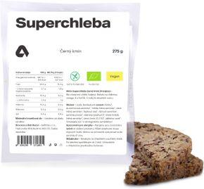 Aktin Superchleba BIO černý kmín 275 g