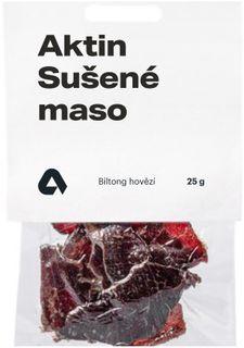 Aktin Sušené hovězí maso biltong chilli 25 g