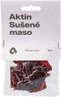 Aktin Sušené hovězí maso biltong original 25 g