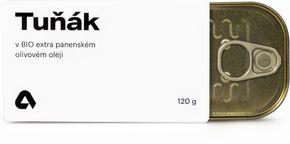 Aktin Tuňák v BIO extra panenském olivovém oleji