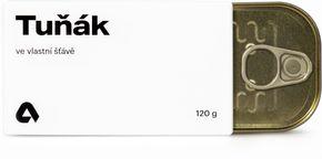 Aktin Tuňák ve vlastní šťávě