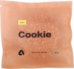 Aktin Vegan Proteinová Cookieska skořicové mandle 80 g