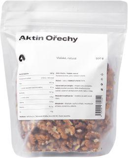 Aktin Vlašské ořechy natural 500 g