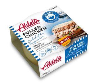 Aldelis Trhané kuřecí maso majonéza (lite) 150 g