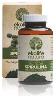 Algae Spirulina Organic 240 tablet