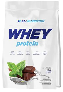 AllNutrition Whey Protein chocolate cookie 908 g