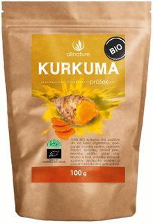 Allnature Kurkuma BIO 100 g