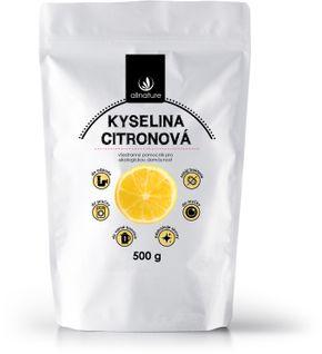 Allnature Kyselina citronová
