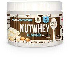 AllNutrition Nutwhey bílá čokoláda/mandle 500 g