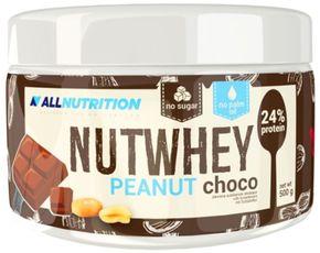 AllNutrition Nutwhey arašídy/čokoláda 500 g
