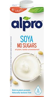 Alpro sójový nápoj neslazený 1000 ml