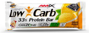 Amix Low-Carb 33% Protein Bar pomeranč 60 g