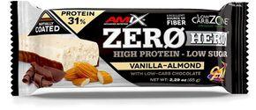 Amix Zero Hero 31% Protein Bar vanilka/mandle 65 g
